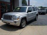 2007 Bright Silver Metallic Jeep Patriot Limited 4x4 #30936024