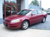 2006 Sport Red Metallic Chevrolet Impala LT #30936025