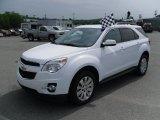 2010 Summit White Chevrolet Equinox LT #30894959