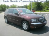2004 Deep Molten Red Pearl Chrysler Pacifica  #30894985