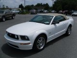 2006 Performance White Ford Mustang GT Premium Convertible #30895035