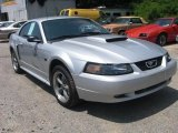 2001 Silver Metallic Ford Mustang GT Coupe #30935676