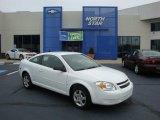 2007 Summit White Chevrolet Cobalt LS Coupe #30935692