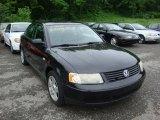 2000 Black Magic Volkswagen Passat GLX V6 AWD Sedan #30935696
