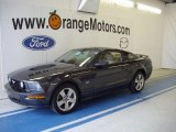 2007 Alloy Metallic Ford Mustang GT Premium Coupe #30935714