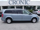 2010 Clearwater Blue Pearl Chrysler Town & Country LX #30935728