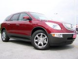 2010 Red Jewel Tintcoat Buick Enclave CXL AWD #30894180