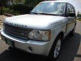 2007 Zermatt Silver Metallic Land Rover Range Rover Supercharged #30936147