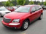 2004 Inferno Red Pearl Chrysler Pacifica  #30936153