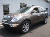 2008 Cocoa Metallic Buick Enclave CXL AWD #30894234