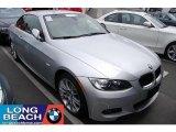 2010 Titanium Silver Metallic BMW 3 Series 328i Convertible #30935788