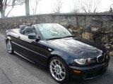 2005 Monaco Blue Metallic BMW 3 Series 330i Convertible #3093603