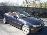 2006 Monaco Blue Metallic BMW 3 Series 330i Convertible #3093602