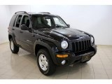 2002 Black Jeep Liberty Limited 4x4 #30894896