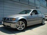 2005 Silver Grey Metallic BMW 3 Series 330xi Sedan #30935499