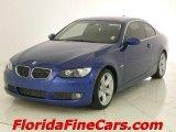 2007 Montego Blue Metallic BMW 3 Series 335i Coupe #3093564