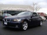 2007 Monaco Blue Metallic BMW 3 Series 328xi Coupe #3091732