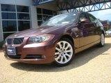 2006 Barrique Red Metallic BMW 3 Series 330i Sedan #30935546