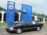 1997 Raven Black Cadillac DeVille Sedan #30935563