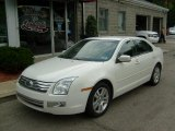 2008 White Suede Ford Fusion SEL V6 #31038383