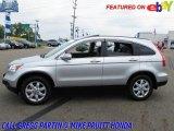 2009 Alabaster Silver Metallic Honda CR-V EX-L 4WD #31038095