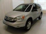 2010 Alabaster Silver Metallic Honda CR-V EX #31038527