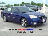 2007 Laser Blue Metallic Chevrolet Malibu LTZ Sedan #31038436