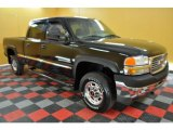 2001 GMC Sierra 2500HD SLT Crew Cab 4x4 Data, Info and Specs