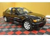 2004 Jet Black BMW 3 Series 325xi Sedan #31038453