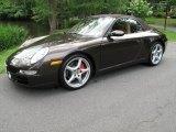 2008 Macadamia Metallic Porsche 911 Carrera S Cabriolet #31038150
