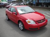 2007 Victory Red Chevrolet Cobalt LT Coupe #31038299