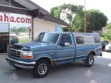 1993 Ford F150 XLT Regular Cab Data, Info and Specs