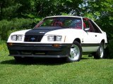 Ford Mustang 1983 Data, Info and Specs