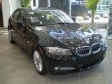 2010 Black Sapphire Metallic BMW 3 Series 335d Sedan #31073620