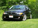 2004 Black Sapphire Metallic BMW 3 Series 330i Coupe #31073589