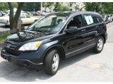 2008 Nighthawk Black Pearl Honda CR-V LX 4WD #31073467