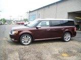 2010 Cinnamon Metallic Ford Flex Limited EcoBoost AWD #31079898