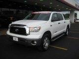 2008 Super White Toyota Tundra SR5 CrewMax 4x4 #31080190