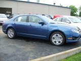 2010 Sport Blue Metallic Ford Fusion SE #31079909