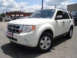2009 Oxford White Ford Escape XLT #31079431