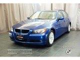 2007 Montego Blue Metallic BMW 3 Series 328xi Sedan #31079439