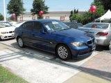 2007 Montego Blue Metallic BMW 3 Series 328i Sedan #31079460