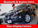2011 Ebony Black Kia Sorento LX V6 #31079949