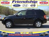 2009 Black Pearl Slate Metallic Ford Escape XLT V6 4WD #31079752