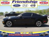 2005 Black Ford Mustang GT Premium Coupe #31079754