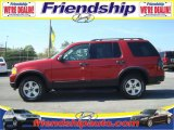 2003 Redfire Metallic Ford Explorer XLT 4x4 #31079778