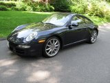 2007 Midnight Blue Metallic Porsche 911 Carrera Coupe #31079505