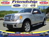 2010 Ingot Silver Metallic Ford F150 XLT SuperCrew 4x4 #31079560