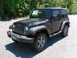 2010 Black Jeep Wrangler Sport Mountain Edition 4x4 #31080347