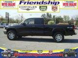 2004 Black Dodge Dakota SLT Club Cab 4x4 #31079822